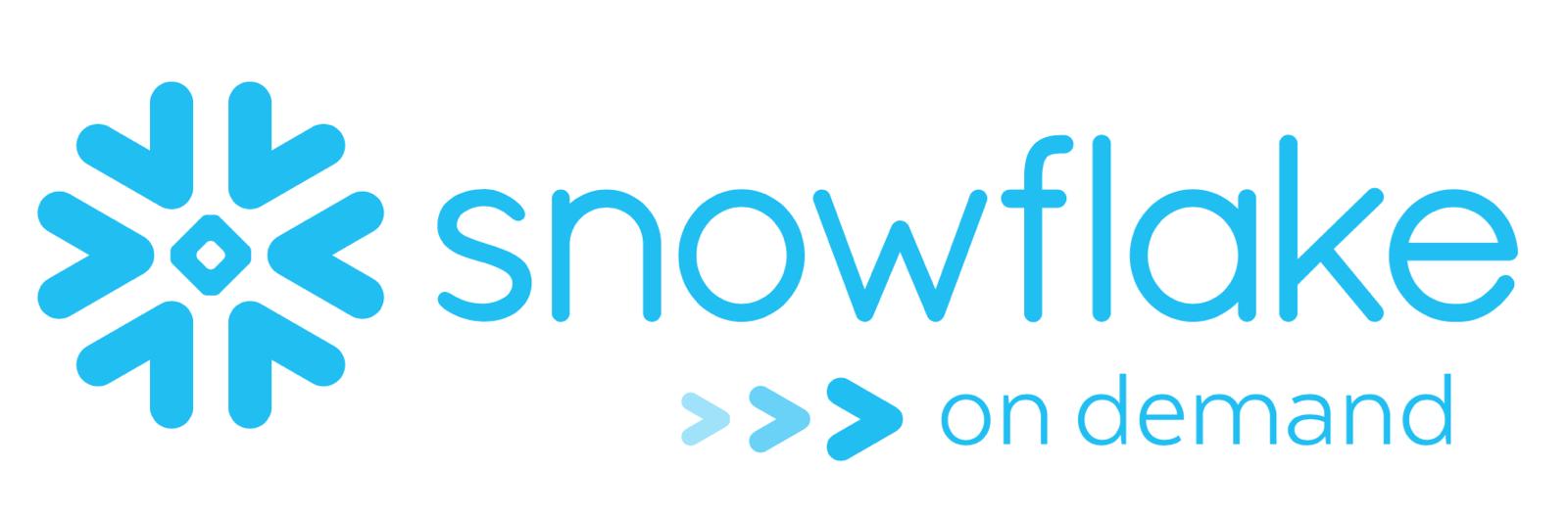aws marketplace snowflake on demand premier